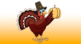 Happy Thanksgiving from Haltech
