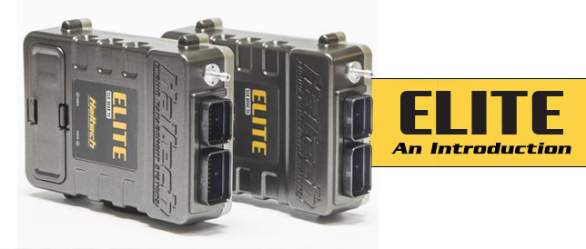 The Haltech Elite Series ECU – An Introduction
