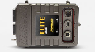 Haltech Elite ECU and Drive-By-Wire