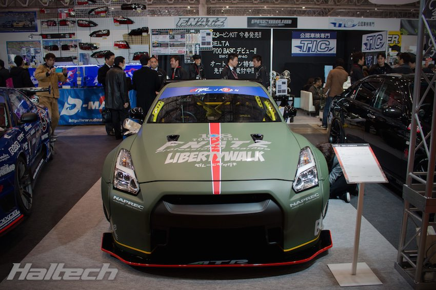 R35 Drift Car