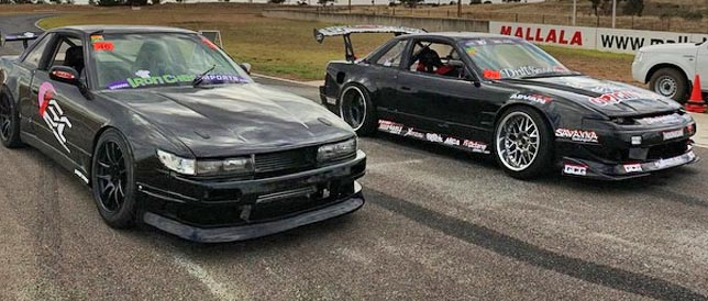 Drift Squid kicks off 2015 with a win at the G1 Extreme Drift