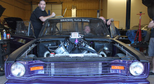 Going EFI with Street Outlaws