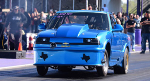 "1500hp, Chevy S10 called ""La Vicktoria"""