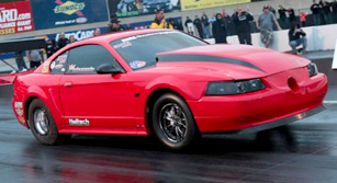 Vince Palazzolo victorious at NMRA Maple Grove Nationals