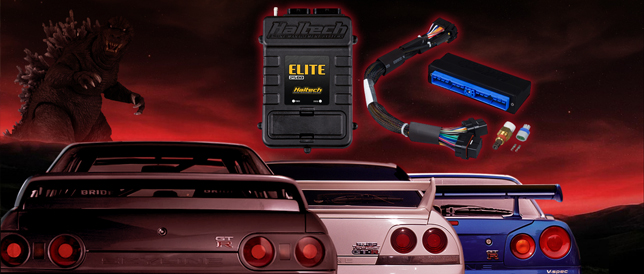 New Product: Nissan Skyline R32,33,34 Plug'n'Play Adaptor Kits
