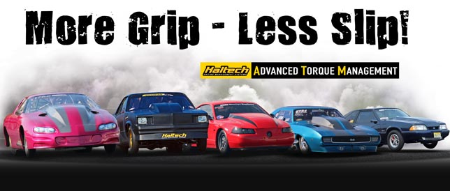 Haltech's Advanced Torque Management  – More Grip, Less Slip!