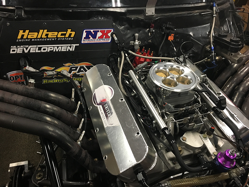 Haltech – Engine Management Systems small block chevy