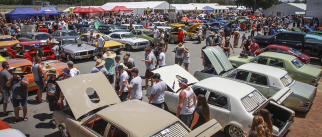 Australia's biggest horsepower party goes off with a bang!
