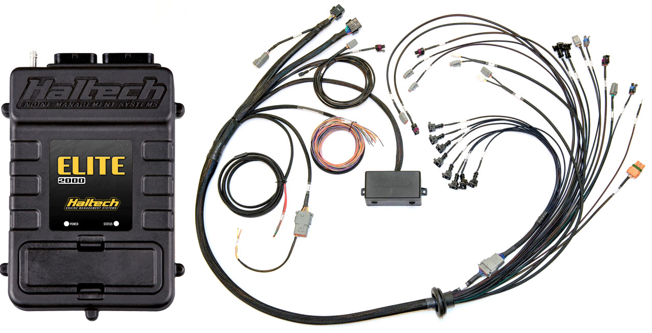 Haltech – Engine Management Systems Big Block / Small Black Chevy
