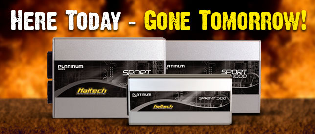 Last Chance to buy Sport and Sprint ECUs!