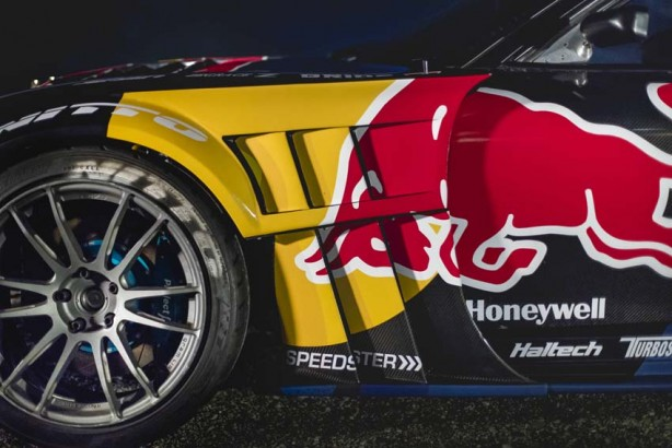 HUMBUL reveals its new livery in Ebisu, Japan on June 8, 2017 // Miles Holden / Red Bull Content Pool // P-20170613-00353 // Usage for editorial use only // Please go to www.redbullcontentpool.com for further information. //