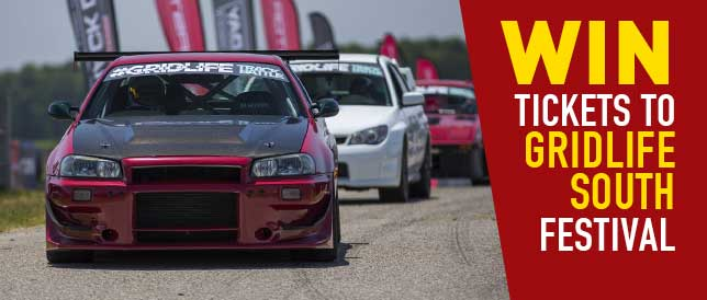 Win Tickets to GridLife South Festival!