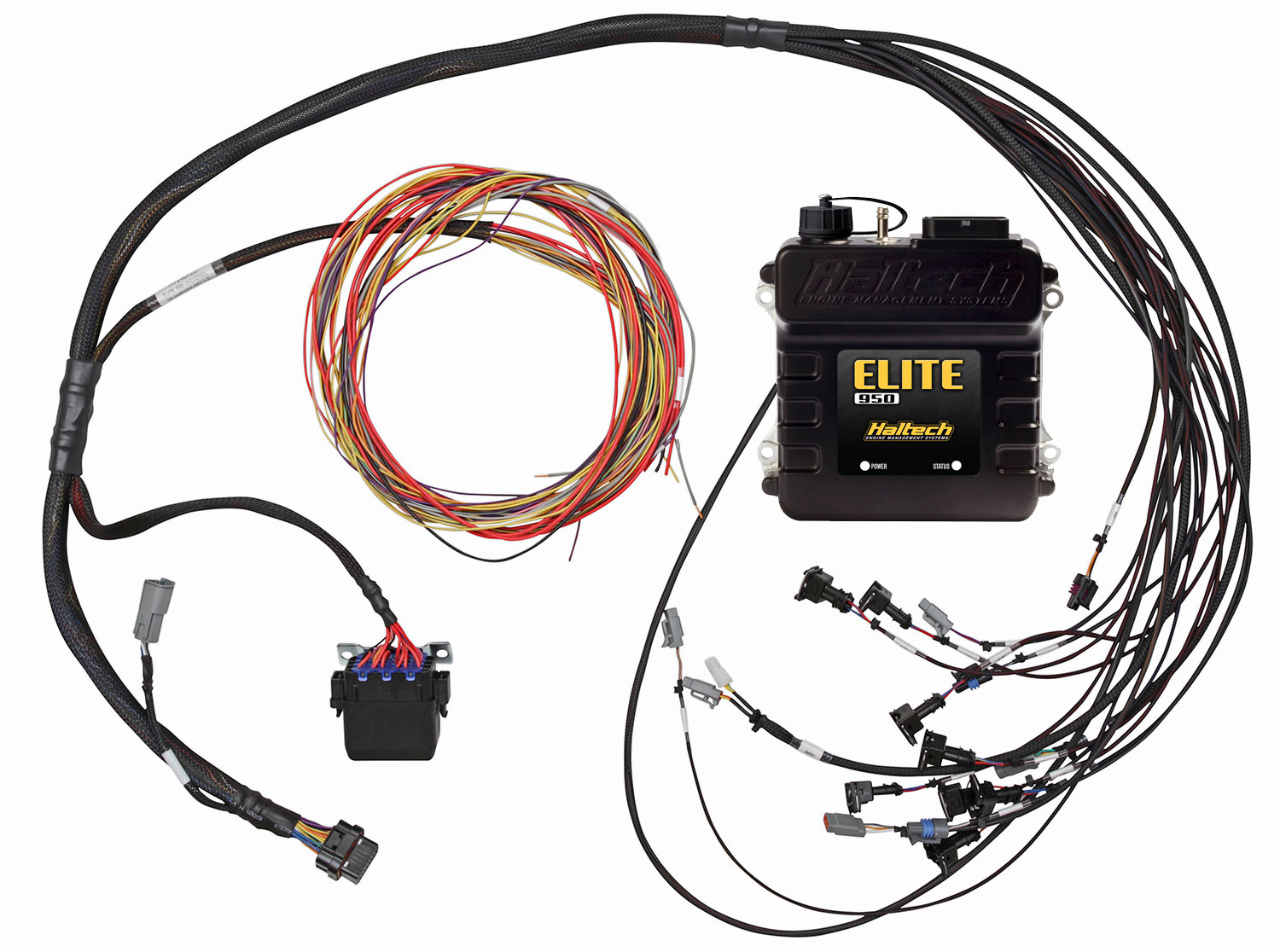 Haltech Engine Management Systems Ls1 Archives Ford Wiring Harness Kits Elite 950 Ecu Ls2 3 Terminated Kit