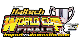 Haltech World Cup Finals are a go!