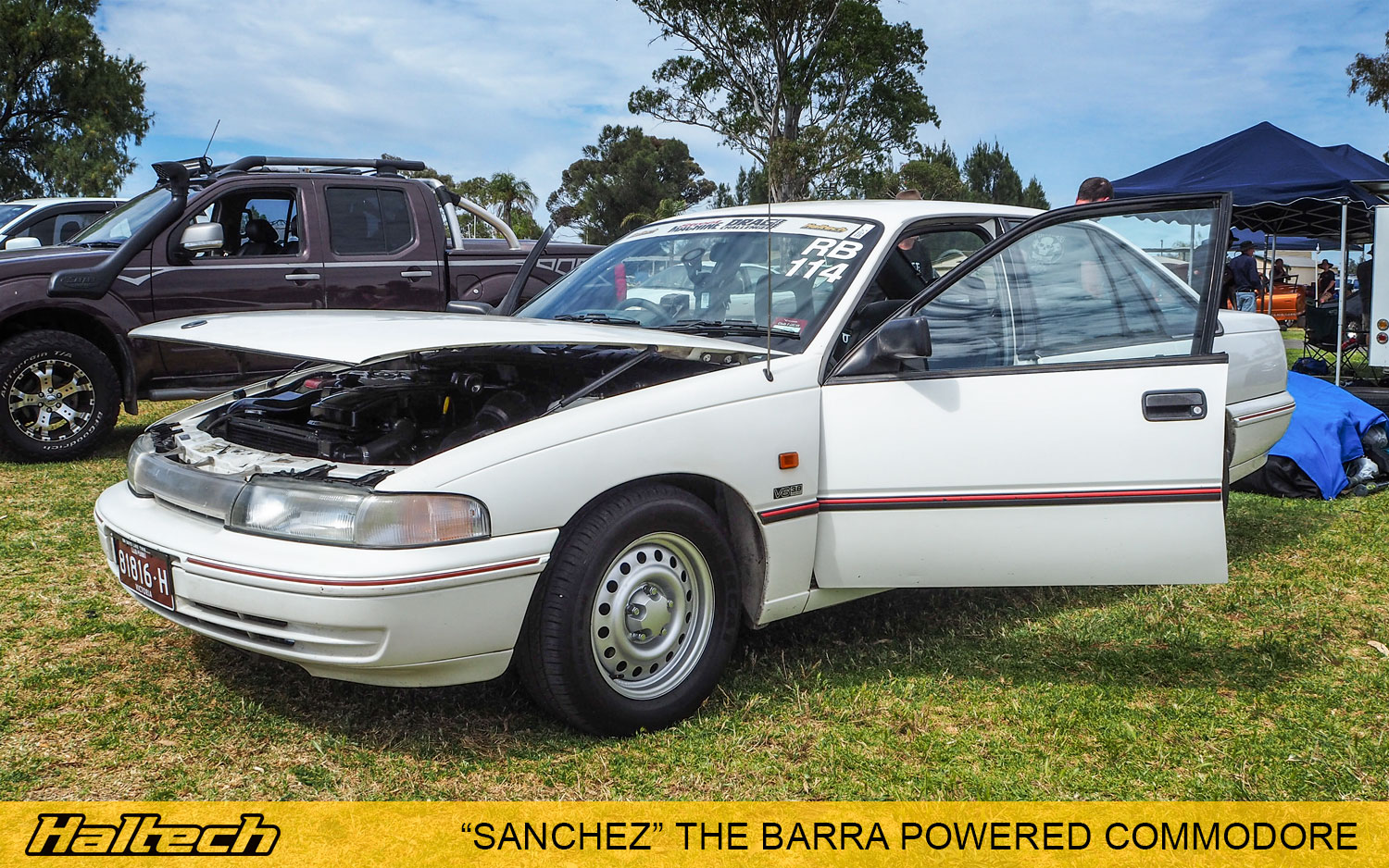 Tales from Drag Challenge: Sanchez the Barra Commodore