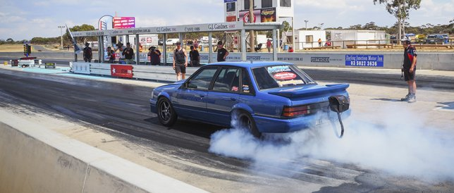 Trackside: MPW's 2000hp Twin Turbo VK Commodore