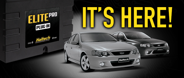 Elite Pro Plug-in for Ford Barra FG mkII is here!