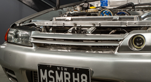 The Silver Bullet – MSM R32GTR