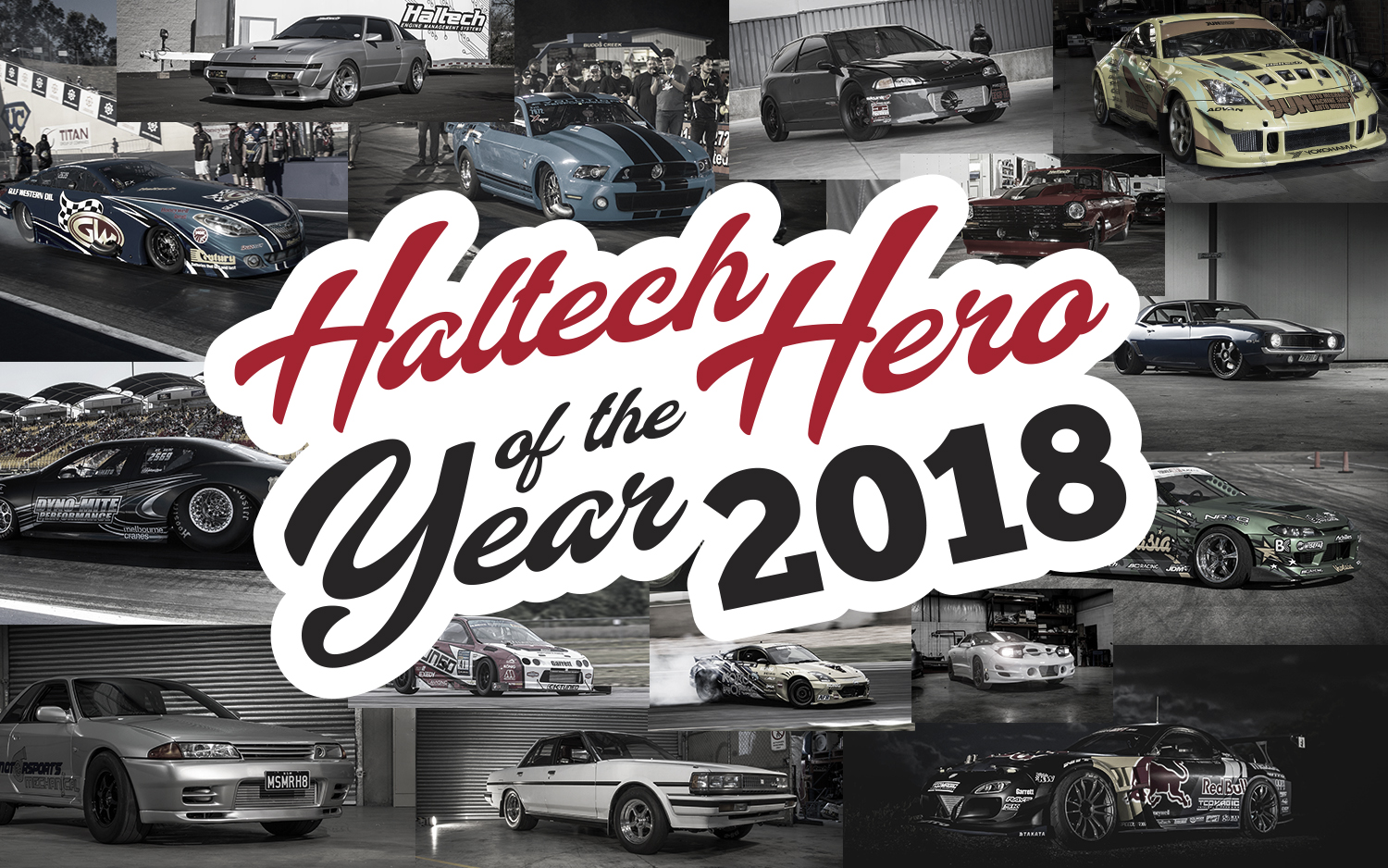 Haltech Hero of the Year 2018