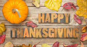 Haltech USA closed for Thanksgiving