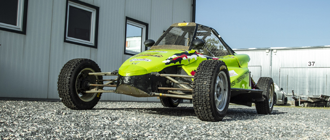 Haltech Heroes: Markus Thomas' Honda-powered AWD Autocross Buggy